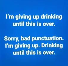 drinkinguntilover